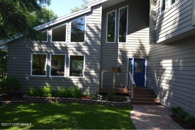 Anchorage Single Family Home For Sale: 3734 Mount Blanc Circle