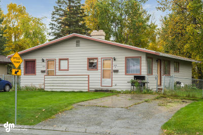 Anchorage Multi Family Home For Sale: 6636 E 16th Avenue