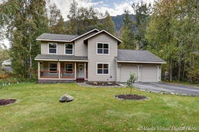 Chugiak Single Family Home For Sale: 21631 Gorsuch Street