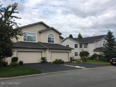 Anchorage Condo/Townhouse For Sale: 3531 Andree Drive #13A