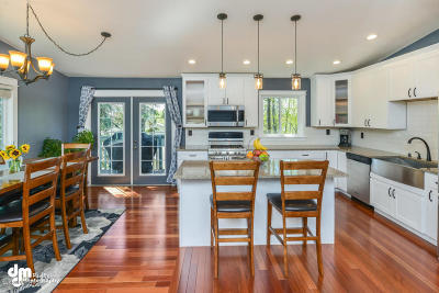 Anchorage Single Family Home For Sale: 12840 Chapel Circle