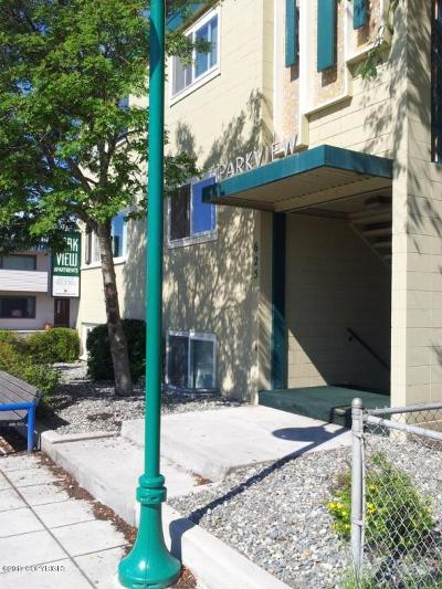 Anchorage Rental For Rent: 625 W 9th Avenue #101
