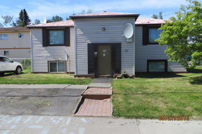 Anchorage Multi Family Home For Sale: 332 Taylor Street