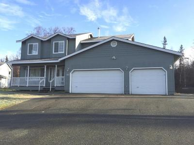 Big Lake, Palmer, Sutton, Wasilla, Willow Rental For Rent: 252 N Tiffany Drive