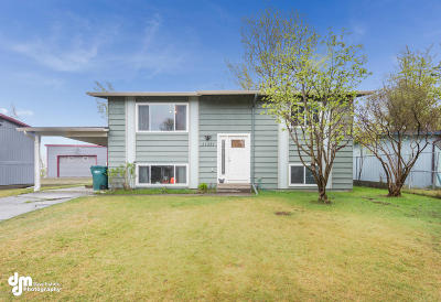 Anchorage Single Family Home For Sale: 11331 Via Appia