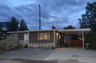 Anchorage AK Single Family Home For Sale: $335,000