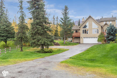 Anchorage AK Single Family Home For Sale: $545,000
