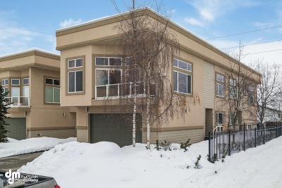 Anchorage Condo/Townhouse For Sale: 140 W 10th Avenue #1
