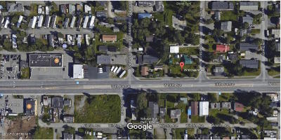 Anchorage Residential Lots & Land For Sale: 3510 Cope Street