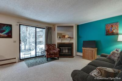 Anchorage AK Condo/Townhouse For Sale: $105,000