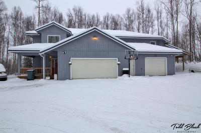 Wasilla Multi Family Home For Sale: 6630 W Wellington Drive
