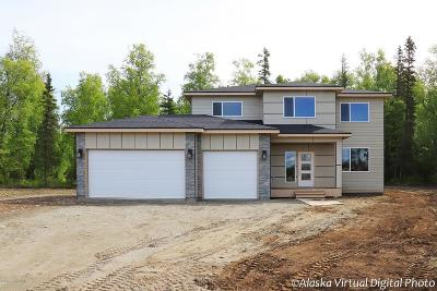 Wasilla Single Family Home For Sale: 5295 E Silo Circle