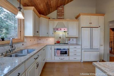 Anchorage Single Family Home For Sale: 9421 Ponderosa