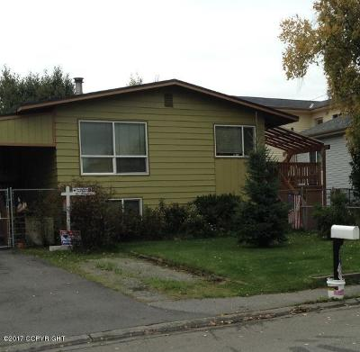 Single Family Home For Sale: 1001 W 70th Avenue