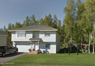 Anchorage Single Family Home For Sale: 3640 Scenic View Drive