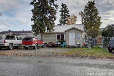 Anchorage Single Family Home For Sale: 2501 Eide Street