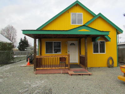 Anchorage Single Family Home For Sale: 428 N Pine Street