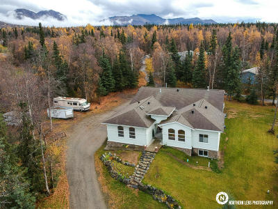 Anchorage Single Family Home For Sale: 11375 Gamache Drive