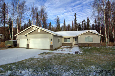 Wasilla Single Family Home For Sale: 4788 W New Larkspur Loop