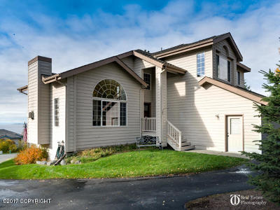 Anchorage Single Family Home For Sale: 18677 Harlequin Place