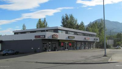 Eagle River Commercial For Sale: 11000 Old Eagle River Highway