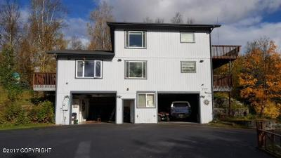 Wasilla Single Family Home For Sale: 777 W Cindy Circle