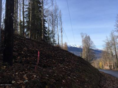 Anchorage, Chugiak, Eagle River Residential Lots & Land For Sale: L7 B2 Panther Drive