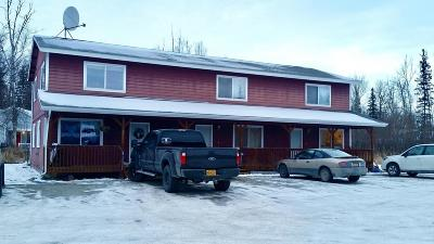 Wasilla Multi Family Home For Sale: 1885 N Silver Pond Circle