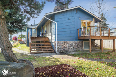 Anchorage Single Family Home For Sale: 1042 E 10th Avenue