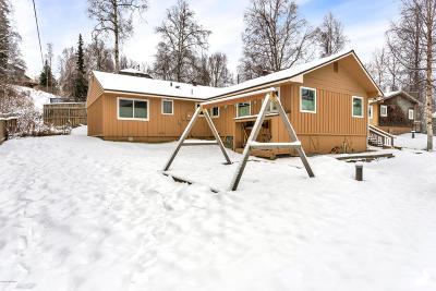 Anchorage Single Family Home For Sale: 6103 Loganberry
