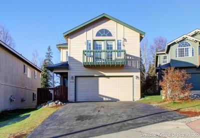 Eagle River AK Single Family Home For Sale: $379,900