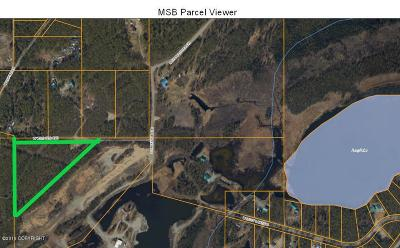 Wasilla AK Residential Lots & Land For Sale: $85,000