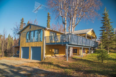 Soldotna Single Family Home For Sale: 48640 Gruber Road
