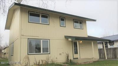 Anchorage Single Family Home For Sale: 802 N Klevin Street