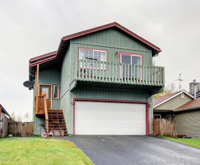 Anchorage Single Family Home For Sale: 10332 Thuja Circle