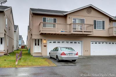 Anchorage, Chugiak, Eagle River Condo/Townhouse For Sale: 2923 Summer Mist Court
