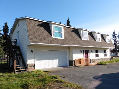 Soldotna Single Family Home For Sale: 104 N Kobuk Street
