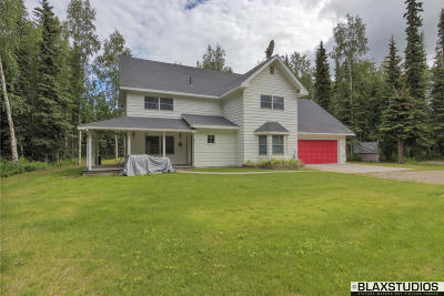 Single Family Home For Sale: 2562 Shanks Mare Road