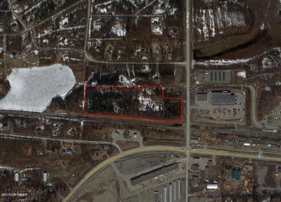 1d - Matanuska Susitna Borough Residential Lots & Land For Sale: 402 Pittman Road