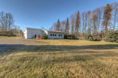 Nikiski/North Kenai Single Family Home For Sale: 42899 Kenai Spur Highway