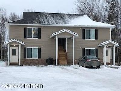 Wasilla Rental For Rent: 4550 W Ronnies Circle #2