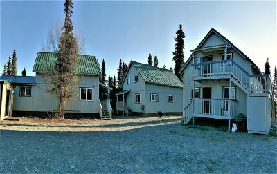 Kenai, Soldotna Multi Family Home For Sale: 43862 Oehler Road