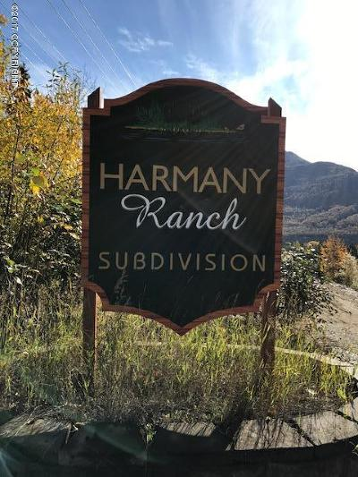 Eagle River Residential Lots & Land For Sale: L8 Harmany Ranch Road