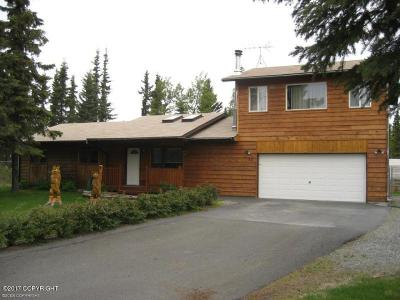 Kenai Single Family Home For Sale: 810 Set Net Drive
