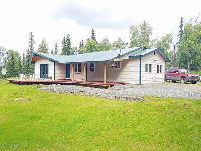 Soldotna Single Family Home For Sale: 42488 Maney Circle