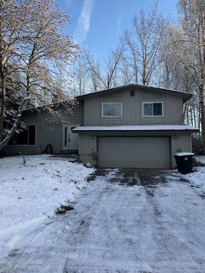 Anchorage Single Family Home For Sale: 6458 Citadel Lane