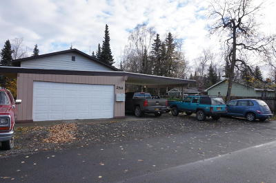 Anchorage Multi Family Home For Sale: 259 Zappa Place