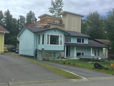 Anchorage Single Family Home For Sale: 13446 Diggins Drive