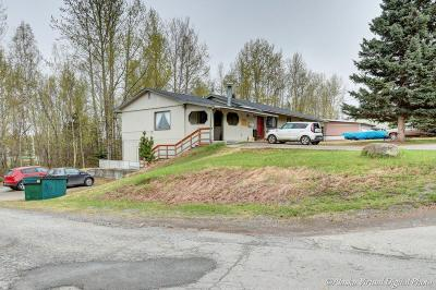 Anchorage Multi Family Home For Sale: 8301 Rangeview Avenue