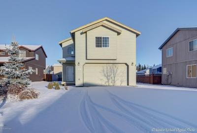 Anchorage Single Family Home For Sale: 1731 Adams Circle